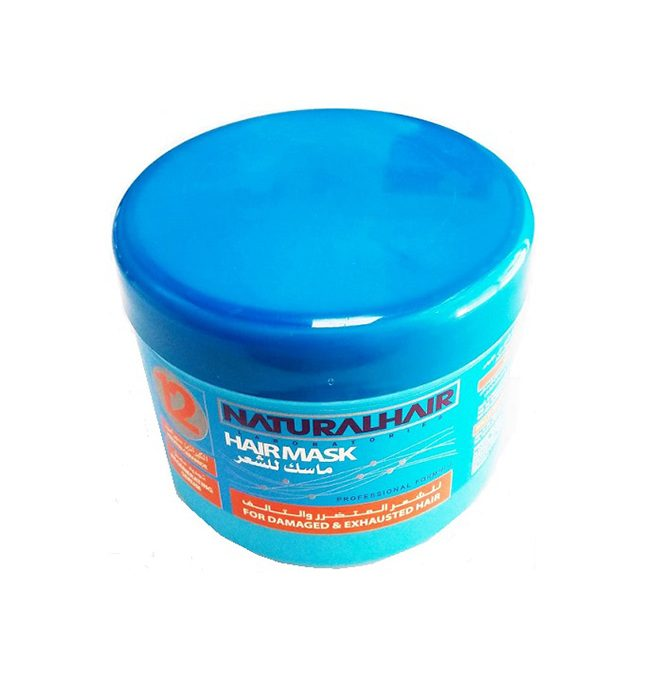 Natural Hair Laboratories Hair Mask For Damaged & Exhausted Hair
