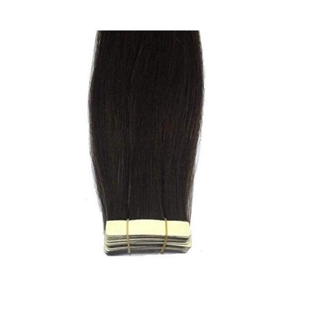 Hair Extension dark brown 2