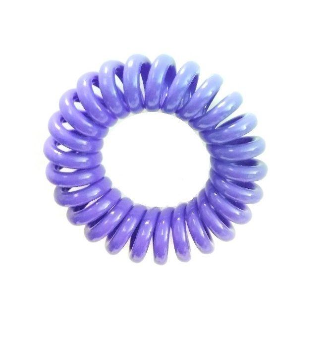 Hair ring violet 2