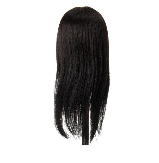 Human Hair Training black 1