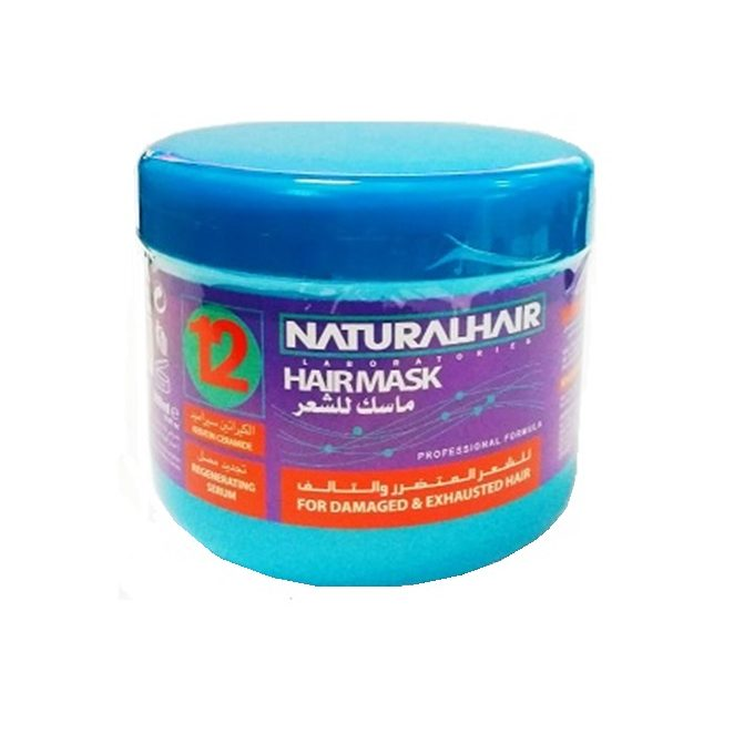 Natural Hair Mask 1