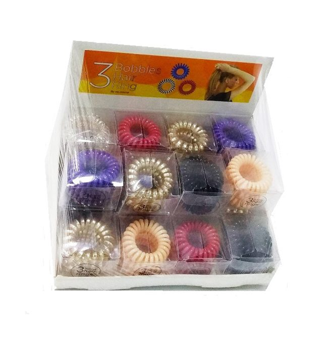 VCHB-0006 Hair Rings, 20packs/box