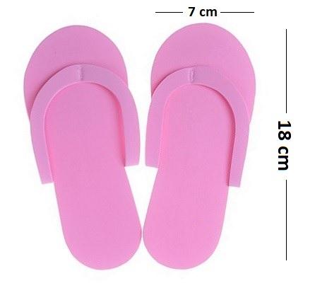 Mini kid slipper 1